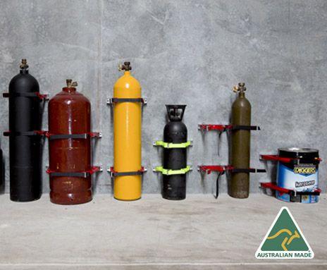 Bottlechock 1x100-145mm Cylinders - Spacepac Industries