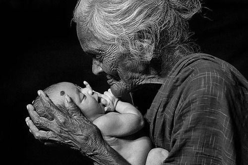 #Mumbai street photographer Prashant Godbole (@prashantgodbole) titles this portrait Generation Gap. The baby is 15 days old he reports and the woman is 88 years. // #portraitphotography #portraitperfection #monochrome #blackandwhiteportrat #blackandwhitephoto #blackandwhitephotography #documentaryphotography#makeportraits #postmoreportraits #blackandwhite_perfection #blackandwhiteart #bwphotography #bwphoto via Feature Shoot on Instagram - #photographer #photography #photo #instapic…