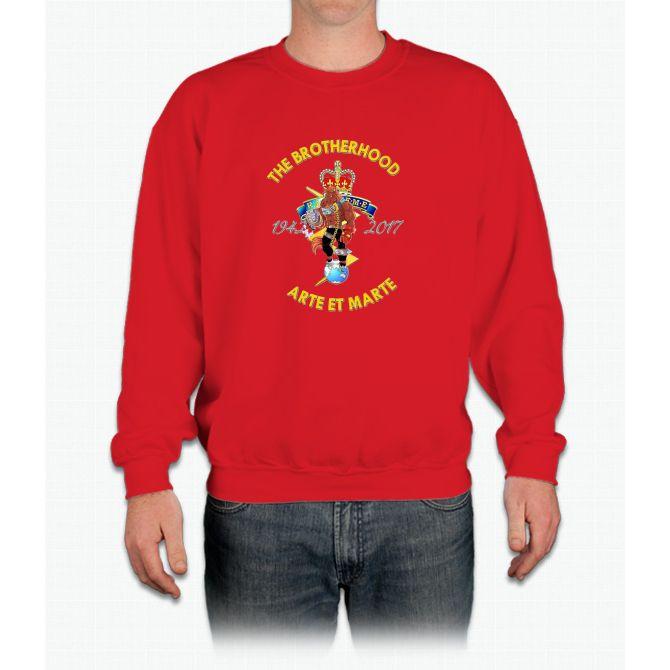 The Brotherhood - 75Yrs Crewneck Sweatshirt