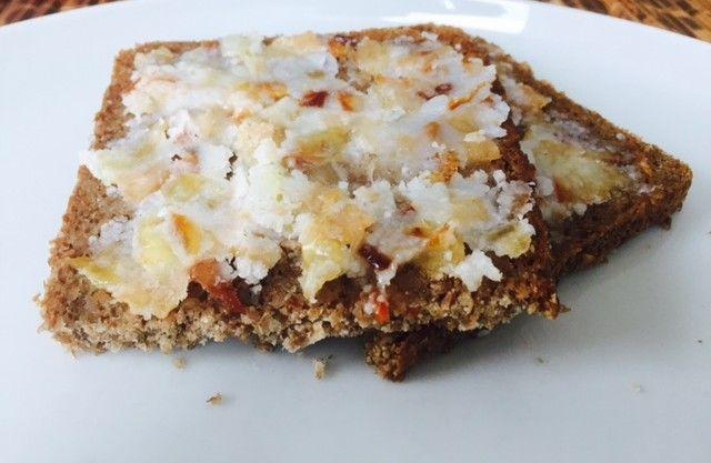Vegán zsíros kenyér - MINDENMENTES
