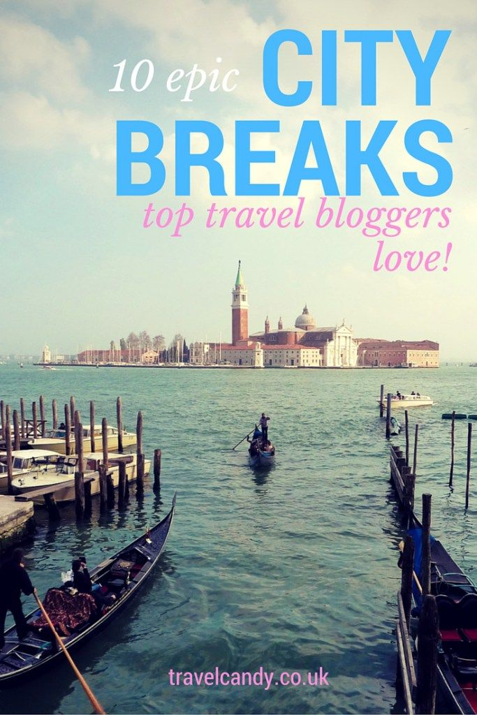 What city seriously rocks your world? Dublin? Basel? London? I asked some of the best travel bloggers on the planet this simple questions and got heaps of great city break answers back. Take a look at where they recommend, and then add your own if we've missed out any cities you can't get enough of!