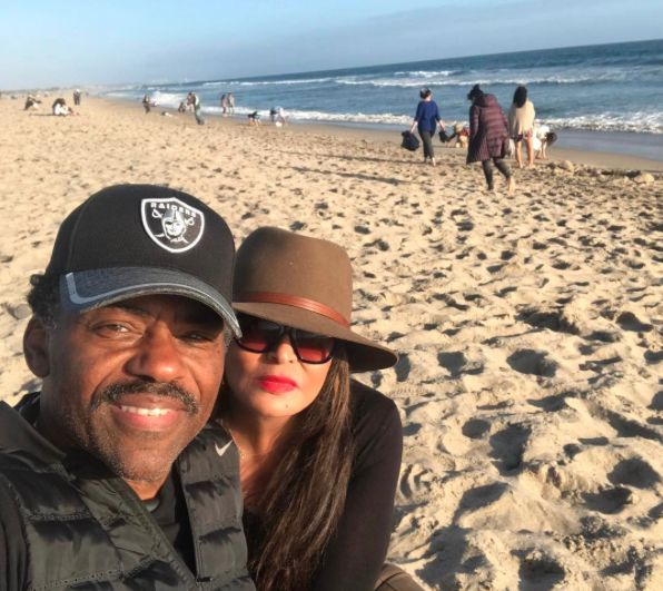 Tina Knowles Lawson and Richard Lawson - These Famous Couples Take The Best Selfies Together