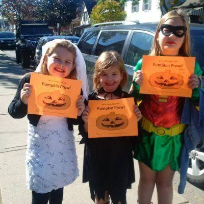Pumpkin Prowl, Hamilton
