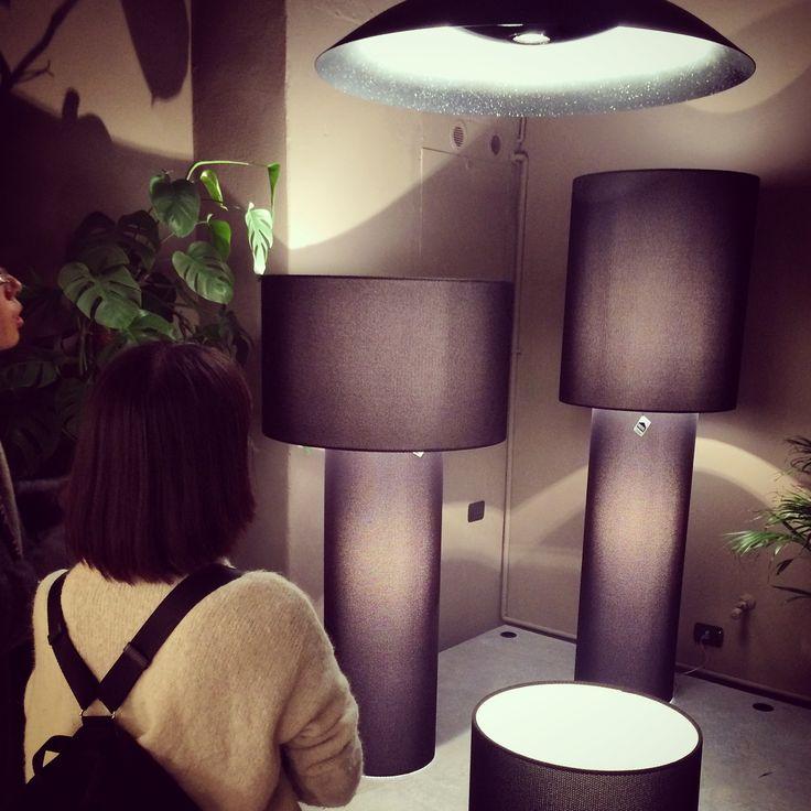 @diesel with Foscarini lighting at #milandesignweek #fuorisalone #lighting #lightingdesign #lamp #milano #breradesigndistrict