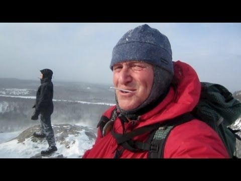 PART 2 HammockForum's Frozen Butt Hang, Finland, MN.  We got to -15ºF.....trekked to windy Section 13.......had a blast.  Shug