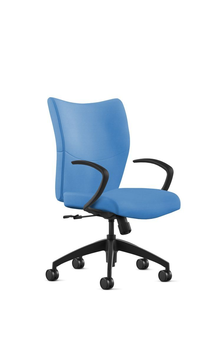 Work Is Better In A Pretty Chair In 2020 Teal Desk Chair Cool Desk Chairs Ergonomic Desk Chair