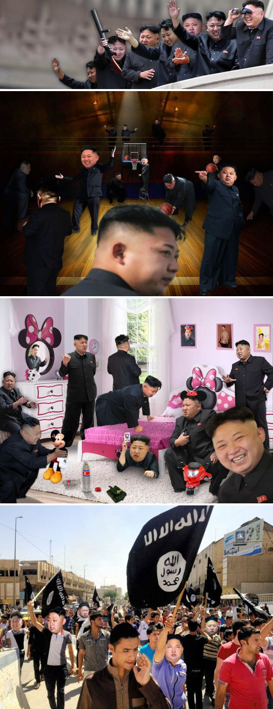 kim's monodramatic
