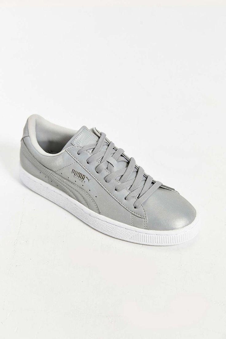 Puma Basket Reflective Sneaker
