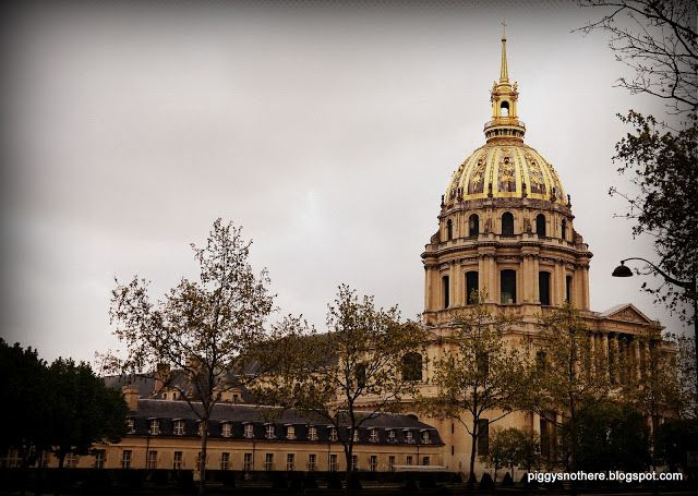 Misterpiggy Goes to France: Day 10: Last day in Paris