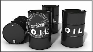 Crude oil futures closed higher in the domestic market on Monday finding support as an earthquake late Sunday at the Cushing