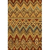 Found it at Wayfair.co.uk - Galleria Gold Red Tribal Rug