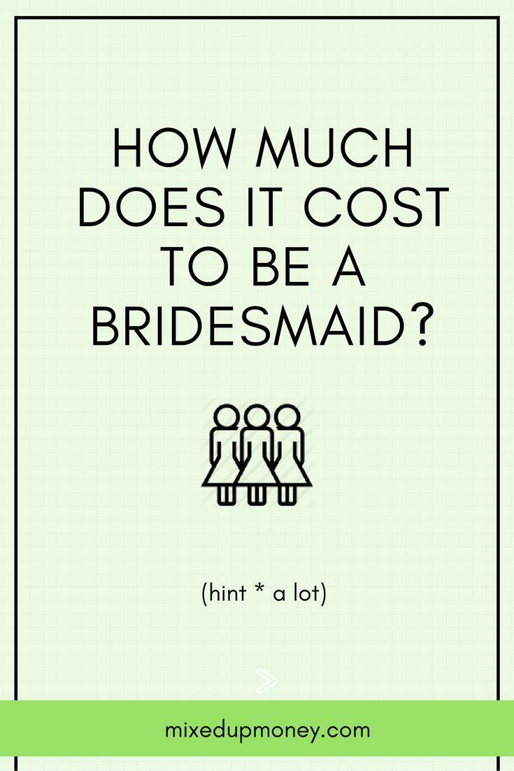 Bridesmaid Checklist | Cost to be in wedding | Maid of Honor Duties | Bridesmaid Duties | Wedding Party