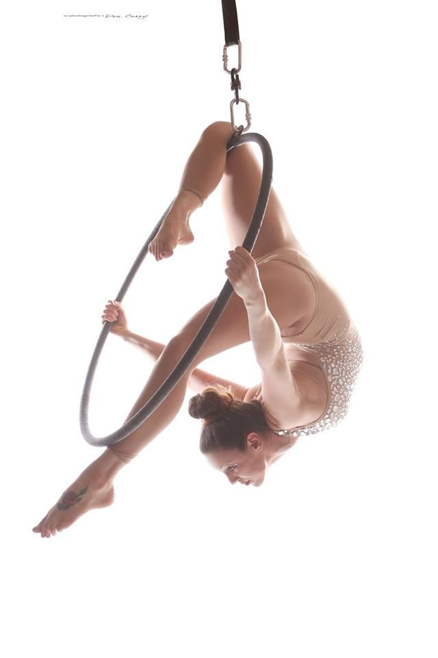 Don Curry Lyra Aerial Hoop Photoshoot