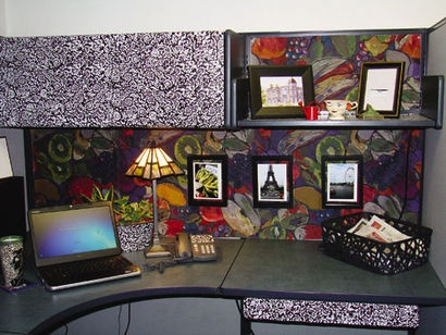 68 best decorated cubicles images on pinterest