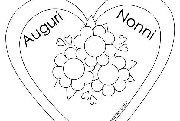 Risultati Immagini Per Festa Dei Nonni Disegni Da Colorare Nonni