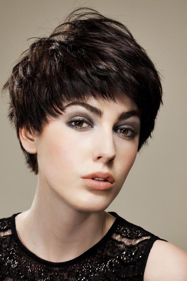 Image associée Cheveux courts, Coiffure et Cheveux