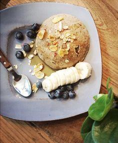 Gezonde ontbijt muffins… Ja het bestaat echt! De Mug Cake is klaar in 5 minuten en is gezond, lekker, voedzaam en er zit geen toegevoegde rommel in.