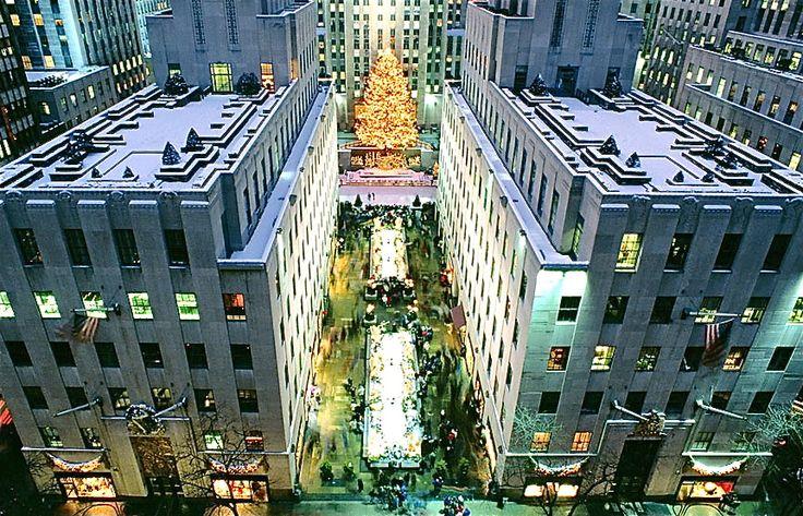 Rockefeller Center - Sky View - George L. Rosario / Real Estate Salesperson / #glrosario / BigGRealty@gmail.com