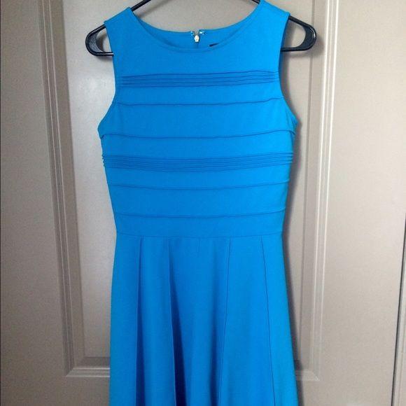 Ivanka Trump Blue Dress Never worn, Ivanka Trump blue dress Ivanka Trump Dresses Asymmetrical