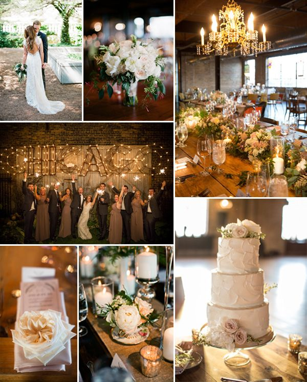 77 best wedding mash up images on pinterest weddings color scheme 6 trending wedding theme ideas for 2015 junglespirit Image collections
