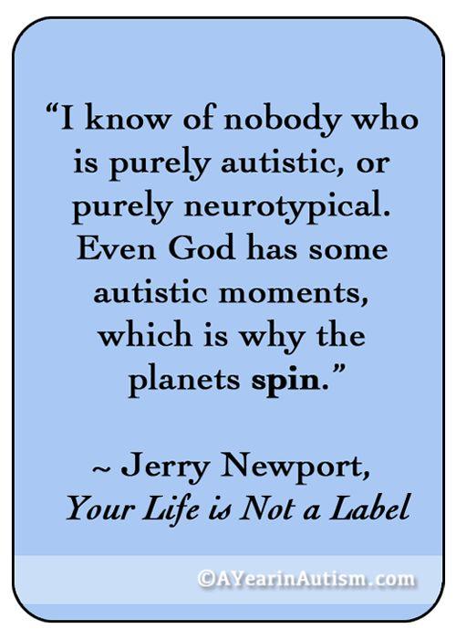 #autism quote #inspirational