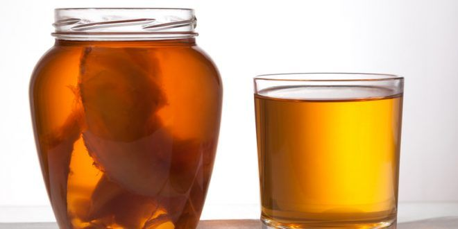 Kombucha: Benefits Including Gut Health, Immunity, Cancer-Fighter, and even helps with Weight Loss? | www.thenutritionwatchdog.com
