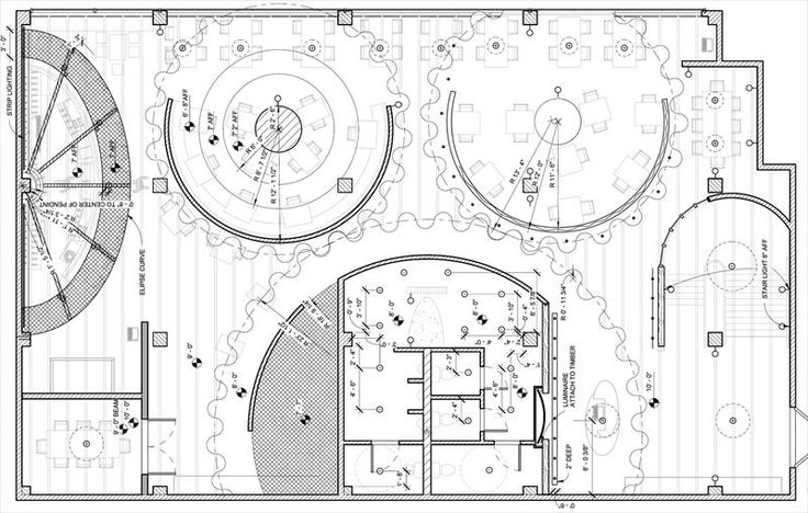 ID 375 - Reflected Ceiling Plan