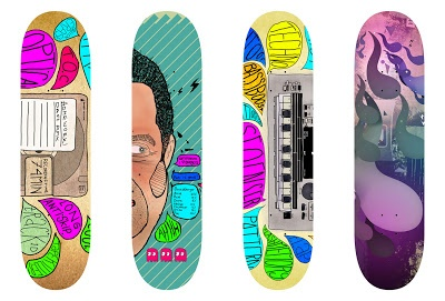 Skateboards - Personal Project