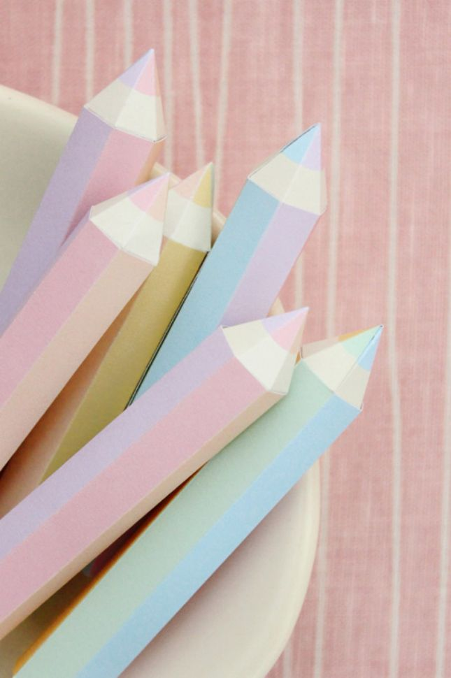 Box It Up: 20 Printable Gift Boxes via Brit + Co