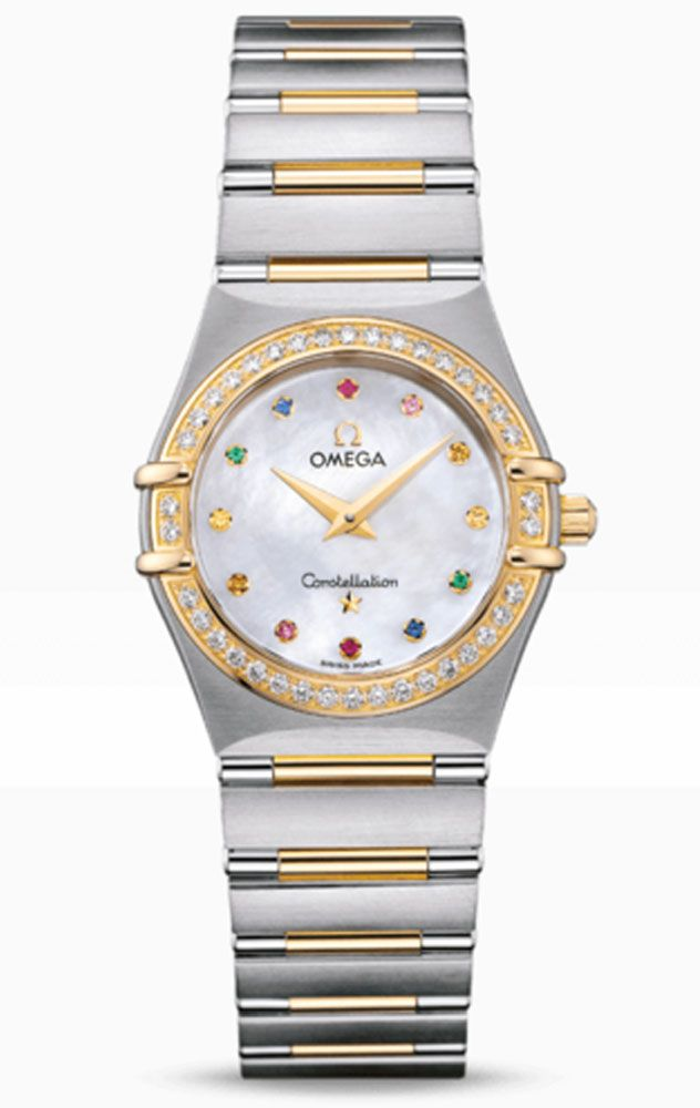 Reloj Omega mujer Constellation ´95 Iris O13777900
