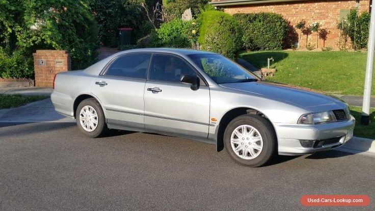 Magna 2001 Automatic with rego 04/18 and rwc suite camry buyer #mitsubishi #magna #forsale #australia