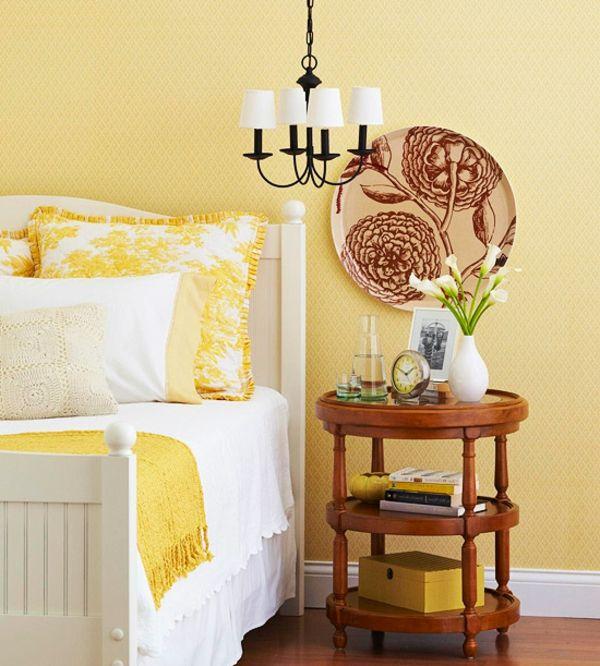 die besten 25 gelbe wand ideen auf pinterest gelbe k chenw nde hellgelbe w nde und gelb k chen. Black Bedroom Furniture Sets. Home Design Ideas
