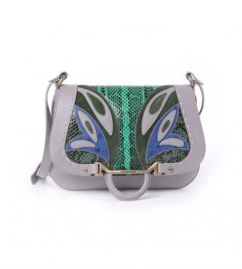 """BORBONESE """"Lady Butterfly Bag """""""