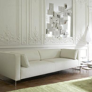 contemporary sofa urbani by didier gomez ligne roset. Black Bedroom Furniture Sets. Home Design Ideas