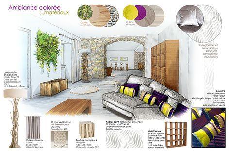 1000 id es sur le th me croquis de design d 39 int rieur sur pinterest croquis d 39 int rieur rendu. Black Bedroom Furniture Sets. Home Design Ideas