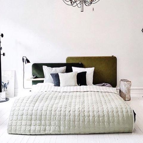 Layer It headboards designed by Anne Boysen #bedroom #headboards #soveværelse