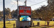 You Knew You Went To Mauldin High School When..