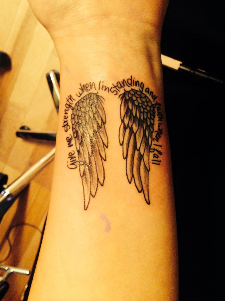 17 best images about angels wings tattoos on. Black Bedroom Furniture Sets. Home Design Ideas