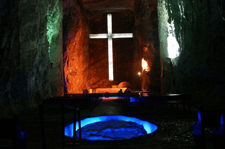 Dentro de la Catedral