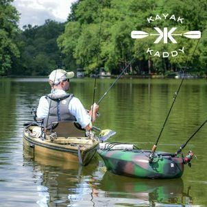 Bring your tackle box, bait, spare rods, fishing net, soft coolers, beverages, food, first aid kit, cell phone, camera, and keys.  Bring it All!!  Kayakkaddy.com