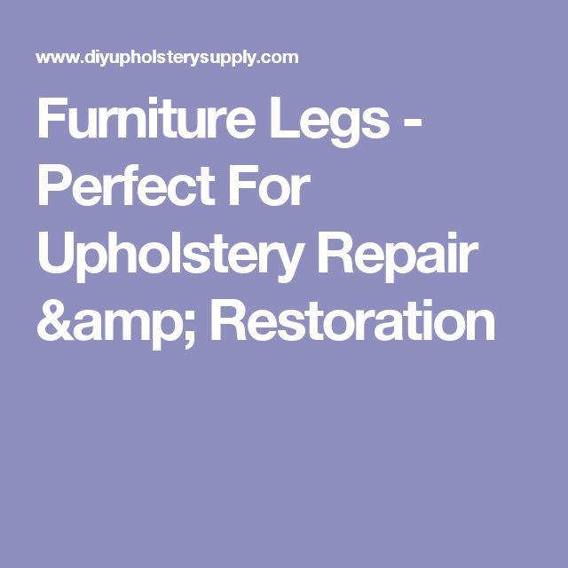 Furniture Legs - Perfect For Upholstery Repair & Restoration