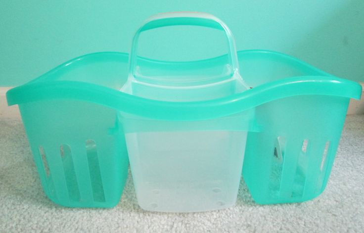 Plastic Shower Caddy Dorm