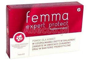 Femme Expert Protect x 60 capsules vagina bacterial infection