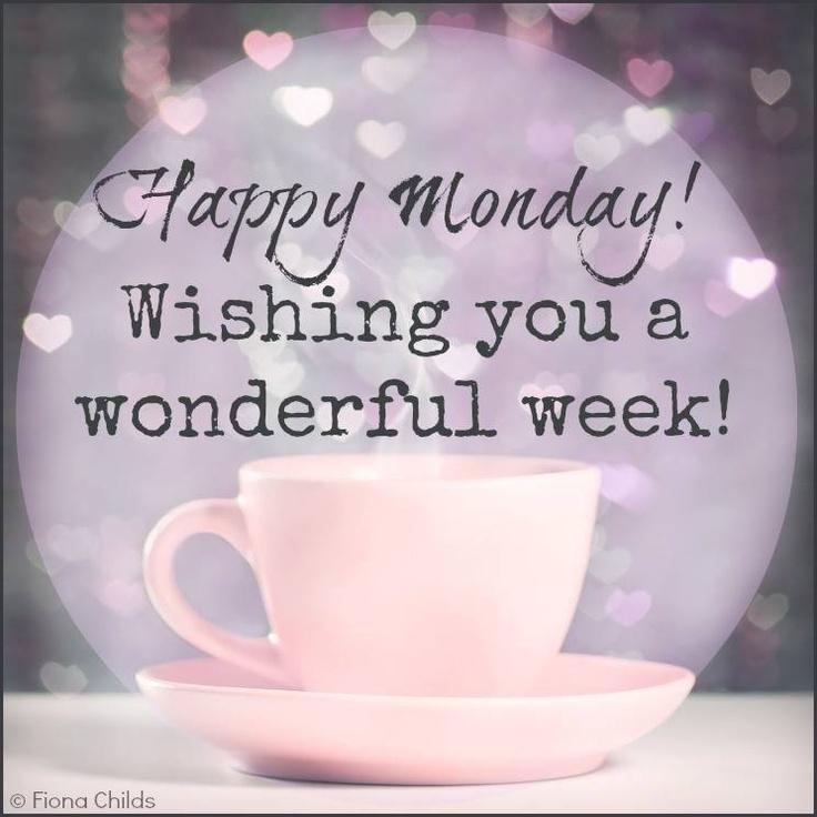 Happy Week Quotes Inspirational: Happy Monday Quotes. QuotesGram