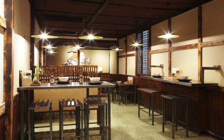 Chuka Ramen Bar. Madrid