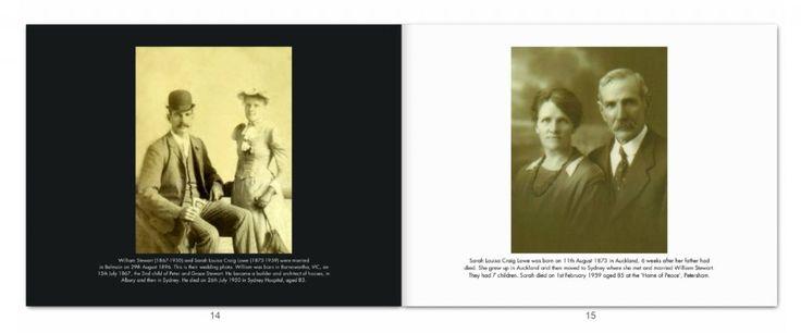 Eason Family Photo Book pp14-15