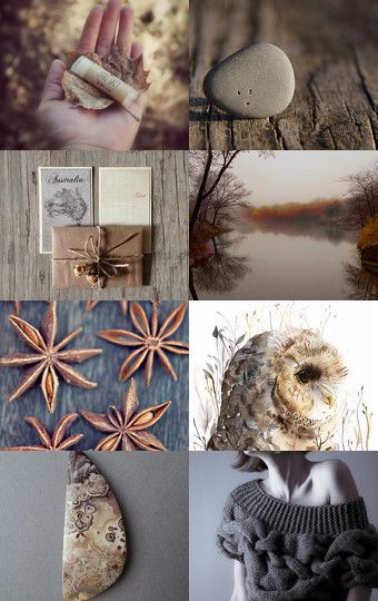 Simply Nature Collage