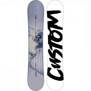 Burton Snowboard Custom Twin   Auchan France