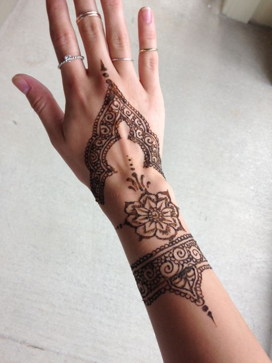 Mehndi Wrist Urban Dictionary : Best images about henna hand tatt love it on pinterest