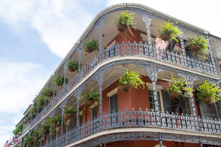 La Nouvelle Orléans ou NOLA